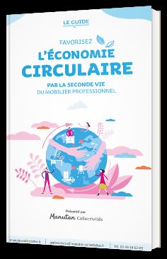 L'économie circulaire par la seconde vie du mobilier professionnel