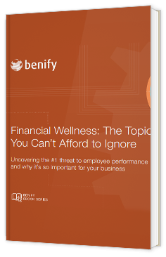 Financial Wellness: The Topic You Can't Afford to Ignore