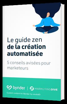 Le guide zen de la création automatisée