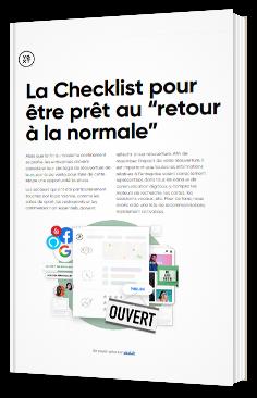 """La Checklist pour être prêt au """"retour à la normale"""""""