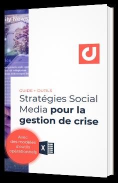 Stratégies Social Media pour la gestion de crise