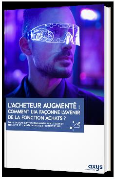 L'acheteur augmenté : comment l'iA façonne l'avenir de la fonction Achats ?