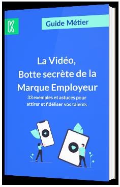La vidéo, botte secrète de la marque employeur