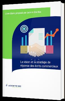 La vision et la stratégie de réponse des écrits commerciaux