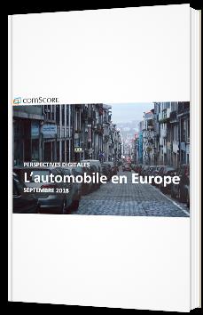 Perspective digitales - L'automobile en Europe