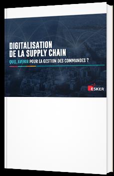 Digitalisation de la Supply Chain
