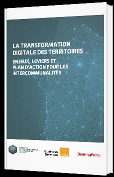 La transformation digitale des territoires