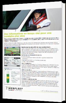 Des informations en temps réel pour une conduite plus sûre