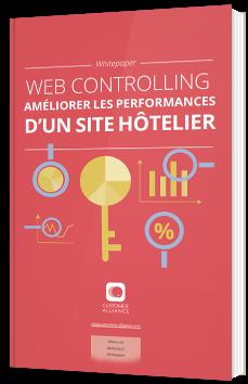 Web controlling, améliorer les performances d'un site hôtelier