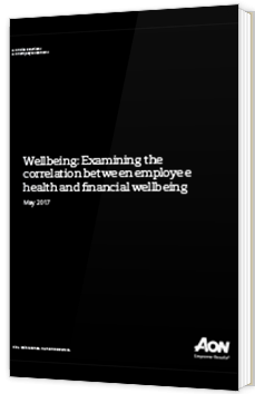 Wellbeing: Examining the correlation between employee health and  financial wellbeing