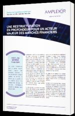 Une restructuration en profondeur chez un acteur majeur du secteur financier avec adobe experience manager