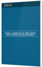 Marketing d'influence : quel veulent les blogueurs ?