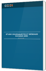 Etude journalistes et réseaux sociaux 2015