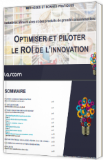Optimiser et piloter son ROI de l'innovation