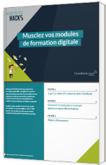 Musclez vos modules de formation digitale