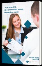 La personnalité, clé d'un entretien annuel d'évaluation réussi