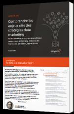 Comprendre les enjeux clés des stratégies data marketing - livre blanc