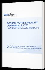 Boostez votre efficacité commerciale avec la signature électronique