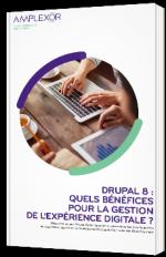 Drupal 8 : quels bénéfices pour la gestion de l'expérience digitale ?