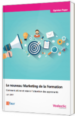 Le nouveau Marketing de la Formation