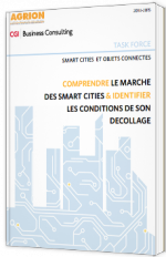 Smart cities et objets connectés - CGI Business Consulting - Livre Blanc