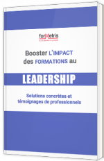 Booster l'impact des formations au Leadership