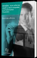 OHADA : Acte uniforme relatif au droit comptable et à l'information financière