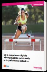 De la compétence digitale à l'employabilité individuelle et la performance collective