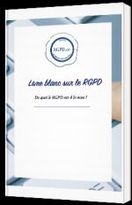 Livre blanc sur le RGPD