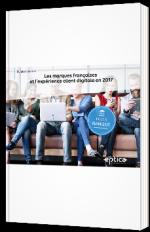 Étude sectorielle des banques : Les marques françaises et l'expérience client digitale en 2017