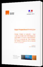 Etude Prospective et Stratégique - Réseau Internet et sécurité : Quel impact du progrès des Technologies de l'information et de la communication (TIC) sur la capacité de l'Etat français, de maîtrise du réseau et de sa sécurité d'ici 15 à 20 ans ?