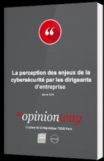La perception des enjeux de la cybersécurité par les dirigeants d'entreprise