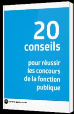 20 conseils pour réussir les concours de la fonction publique