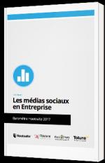 Les médias sociaux en Entreprise - Baromètre 2017