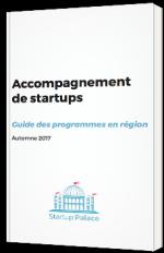 Accompagnement de startups - Guide des programmes en région
