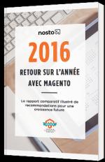 2016 - Retour sur l'année avec Magento