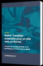 RGPD : Travailler ensemble pour un site web conforme