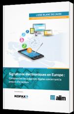 Signature électroniques en Europe