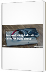 Jeu Marketing & dotations, faites le bon choix !