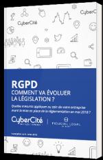 RGPD - Comment va évoluer la législation ?