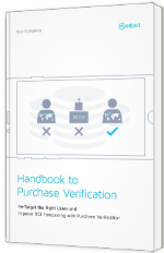 Handbook to Purchase Verification