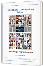 112 regards sur Twitter ... de la Banque Finance Assurance