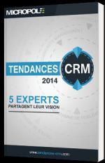 Tendances CRM 2014 - 5 experts partagent leur vision