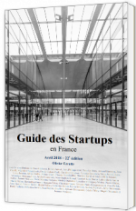 Guide des Startups en France 2018