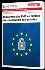 Conformité des PME en matière de conservation des données