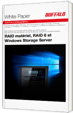 RAID matériel, RAID 6 et Windows Storage Server