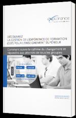 La gestion de l'expérience de formation (GEF) pour l'enseignement supérieur