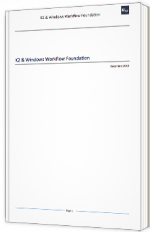 K2 & Windows Workflow Foundation