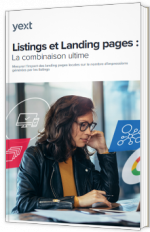 Listings et landing pages - La combinaison ultime