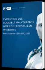 Evolution des logiciels malveillants hors de l'écosystème Windows